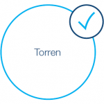 Torren tick icon