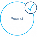 Precinct tick icon