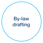 By-law drafting icon