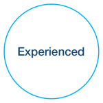 Experienced debt recovery icon